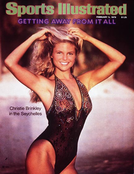 Sports Illustrated, Christie Brinkley