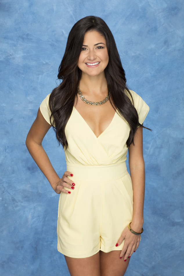 Alissa, The Bachelor, Season 19