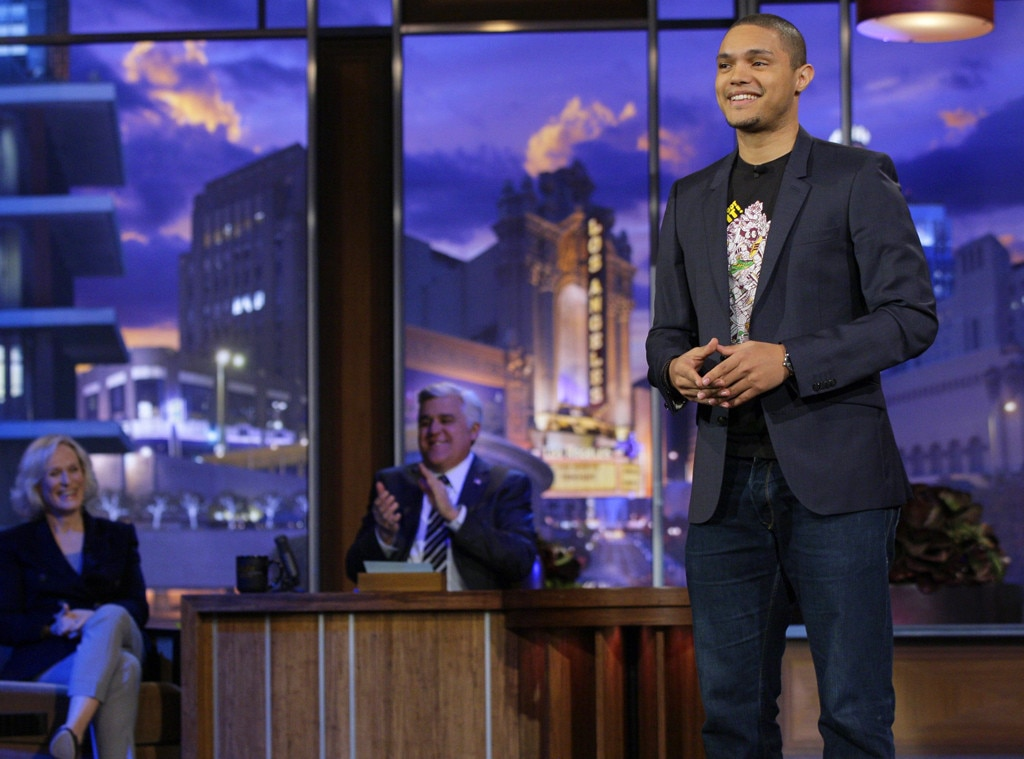 Trevor Noah, The Tonight Show