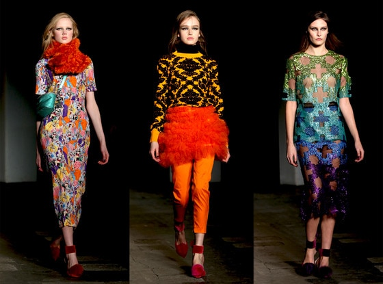House of Holland, LFW