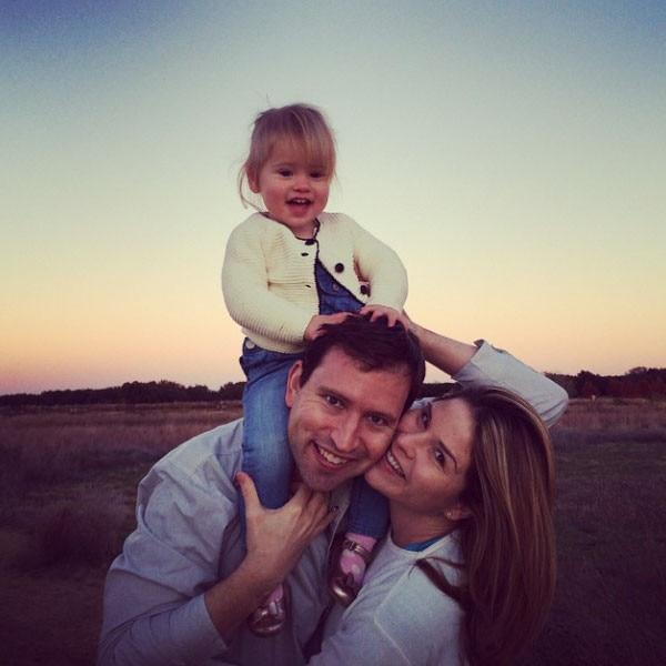 Jenna Bush Hager, Instagram