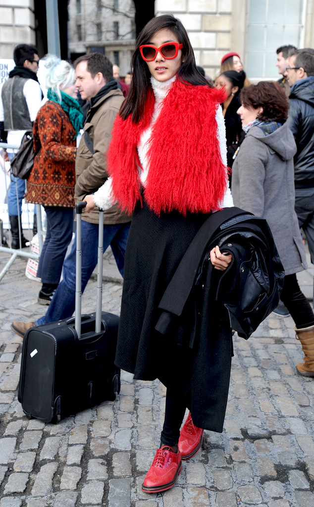 Street Style, LFW, London Fashion Week