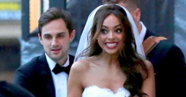 Greek Wedding Amber Stevens Marries Andrew J West The