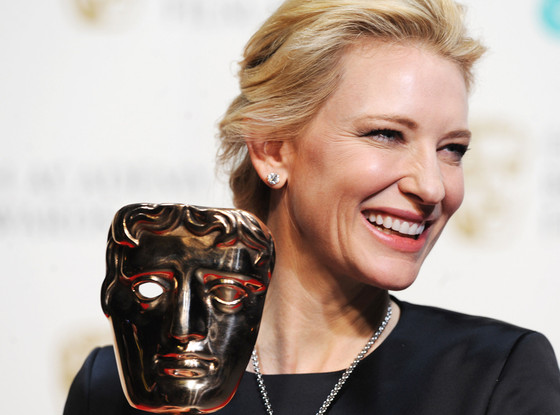 Cate Blanchett, BAFTA British Academy Film Awards 2014