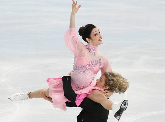 Meryl Davis, Charlie White, 2014 Olympics