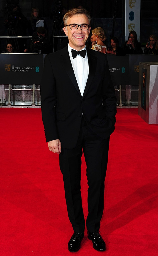 Christoph Waltz, BAFTA Film Awards 2014