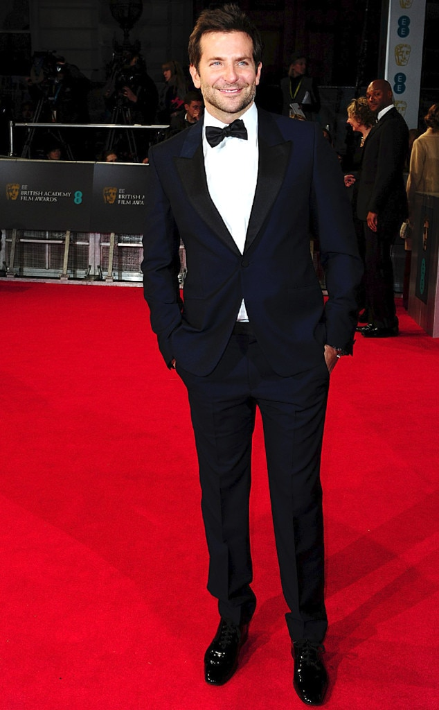 Bradley Cooper, BAFTA Film Awards 2014