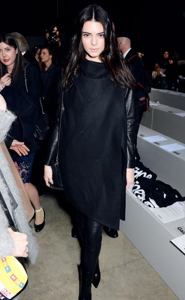 Kendall Jenner, Topshop, LFW