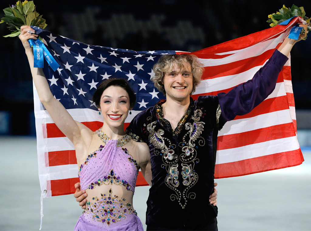 Charlie White Marries Fellow Olympic Ice Dancer Tanith