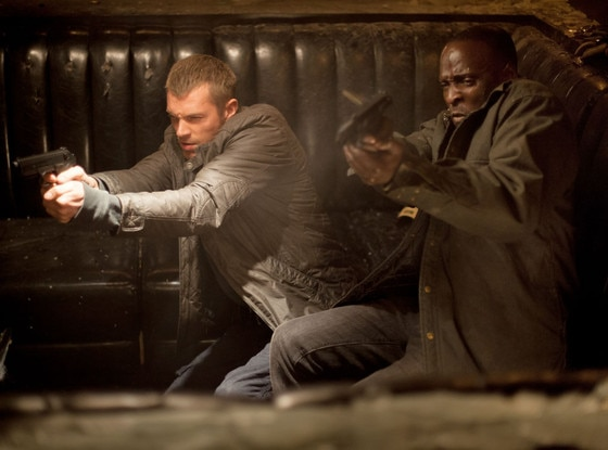 Joel Kinnaman, Michael K Williams, RoboCop