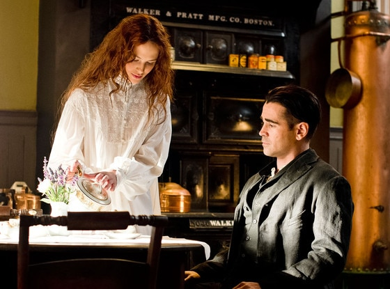 Jessica Brown Findlay, Colin Farrell, Winter's Tale