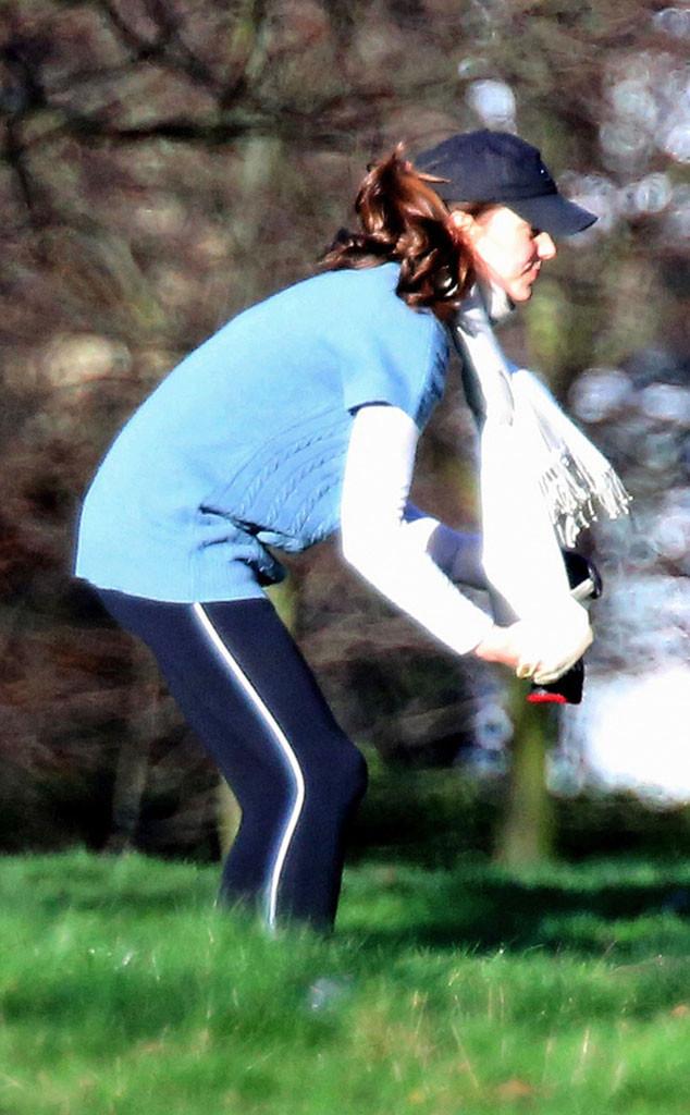 Kate Middleton, George