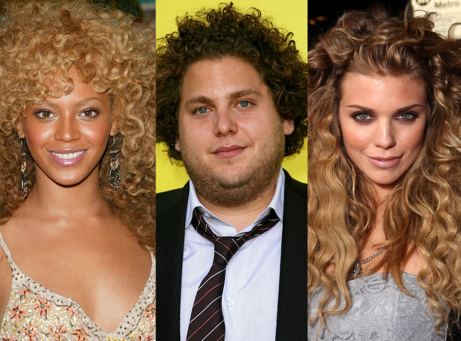Beyonce, Jonah Hill, Annalynne McCord