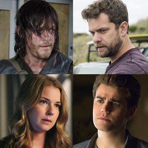 Chat Split, The Vampire Diaries, Revenge, The Walking Dead, The Affair