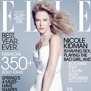Nicole Kidman, ELLE