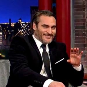 The Late Show, Joaquin Pheonix