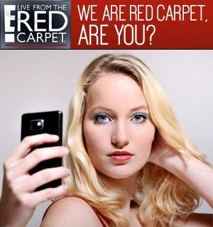 Best Red Carpet Selfie AU UK