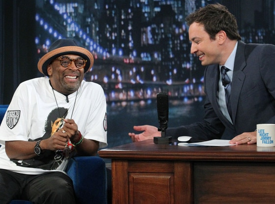 Spike Lee, Jimmy Fallon