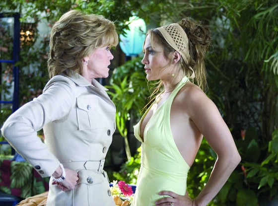 Monster In Law, Jane Fonda, Jennifer Lopez