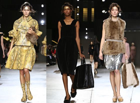Simone Rocha, New York Fashion Week, 2014