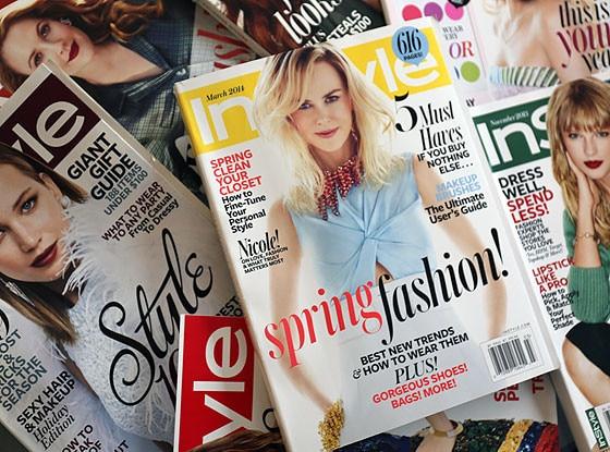 Trendsetters, Instyle Magazine, Ariel Foxmen