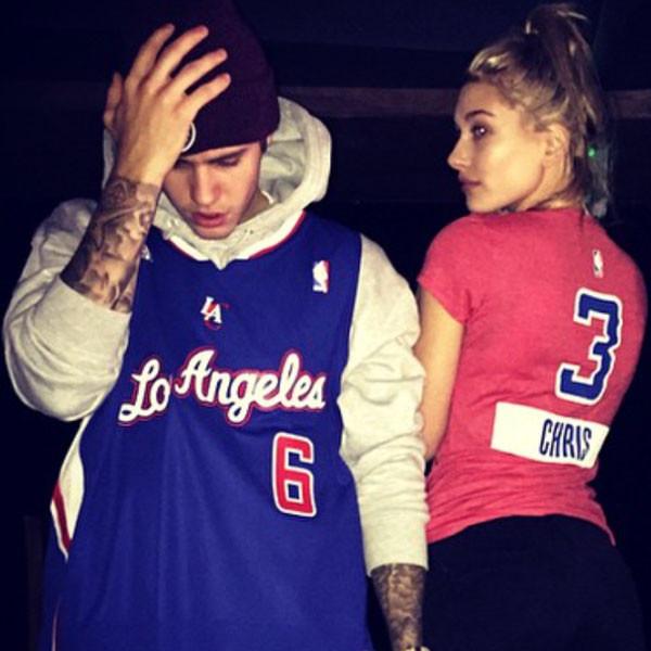 Hailey Baldwin, Justin Bieber, Instagram
