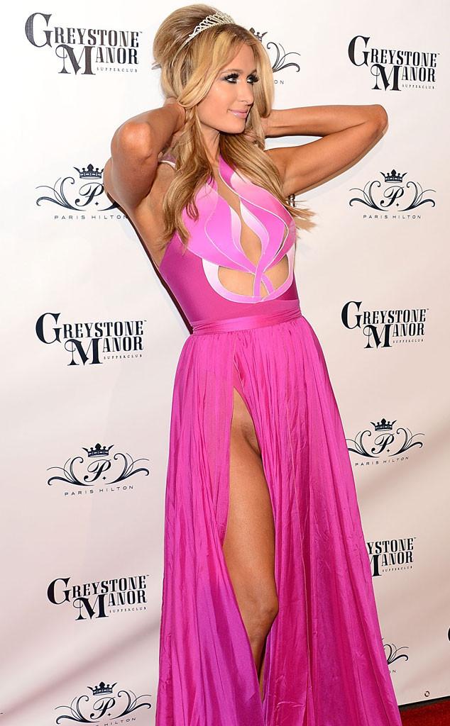 Paris Hilton, Spandex