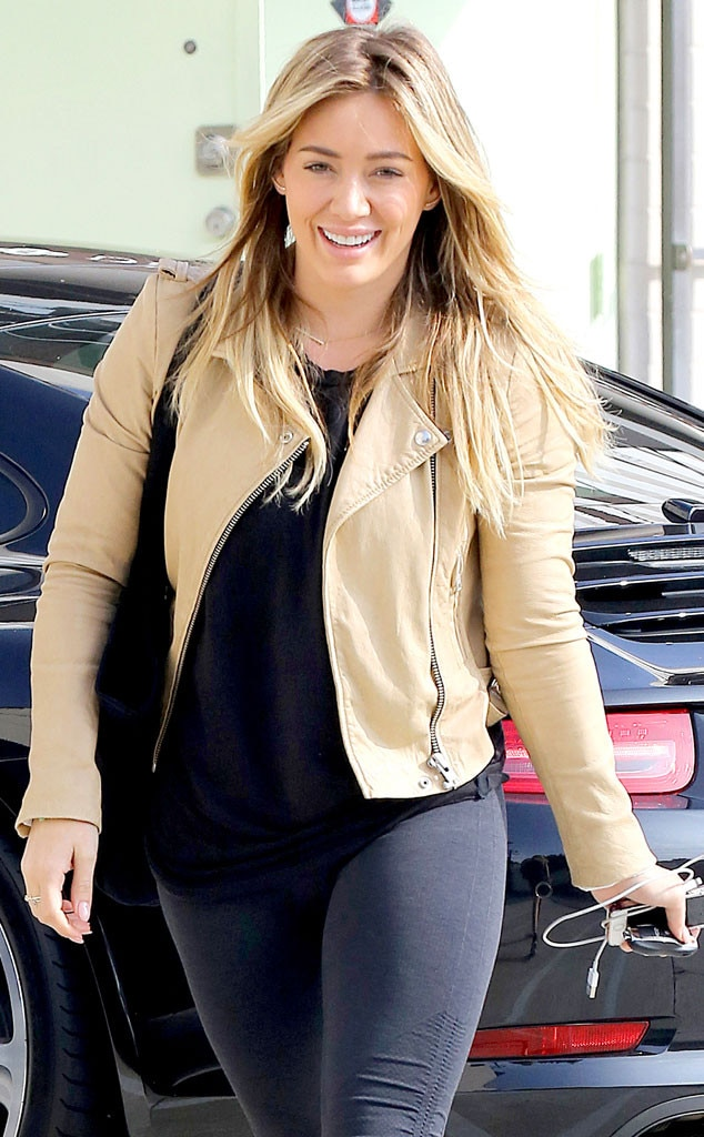 Hilary Duff, No Makeup