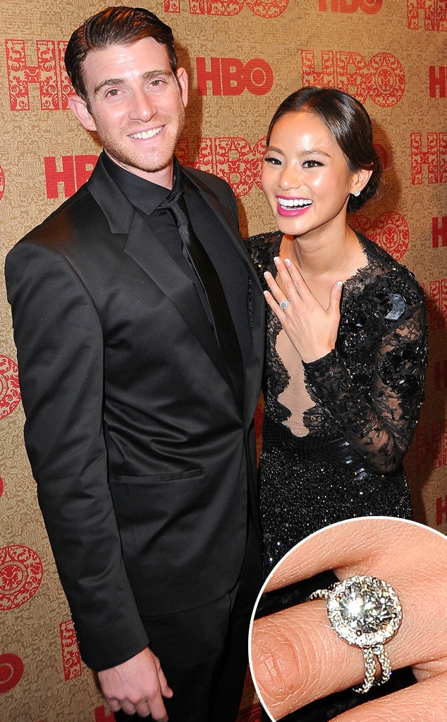 Bryan Greenberg, Jamie Chung, Engagement Ring