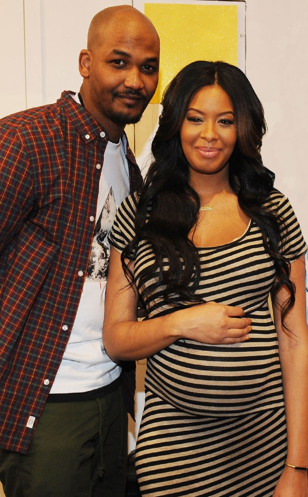 Mike Wayans, Vanessa Simmons