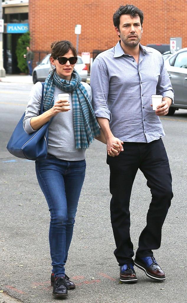 Jennifer Garner, Ben Affleck, 2014