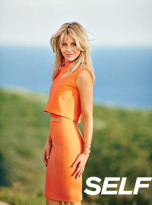 Julianne Hough, Self Magazine