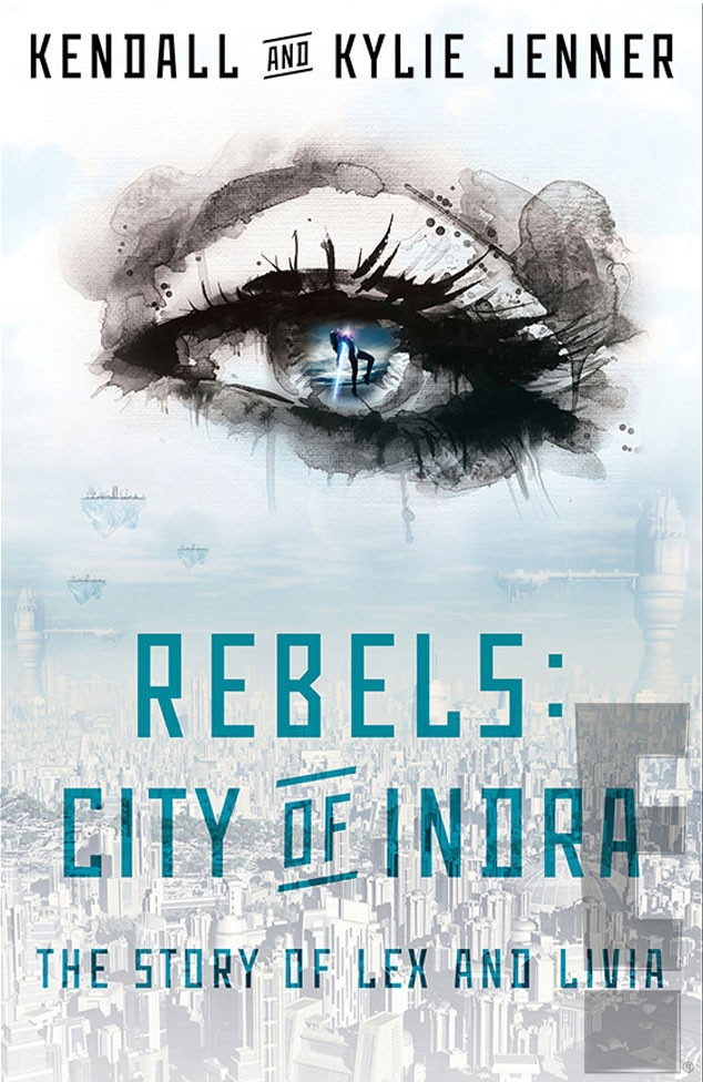 Kendall Jenner, Kylie Jenner, Rebels: City of Indra Book