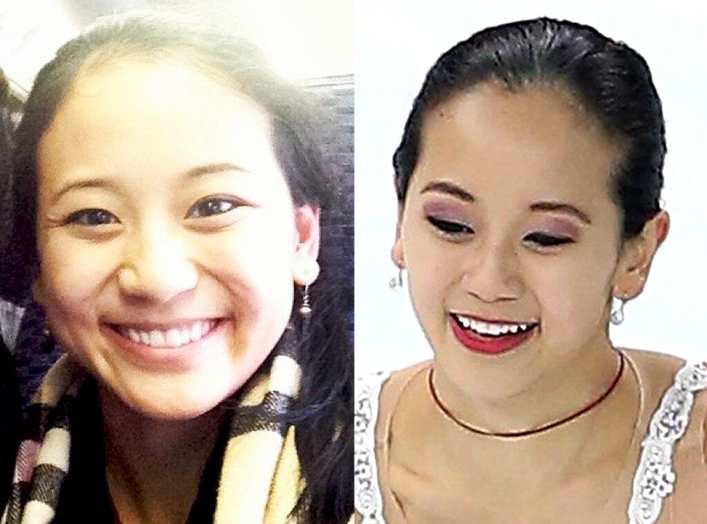 Felicia Zhang, Sochi Olympics, No Make-Up