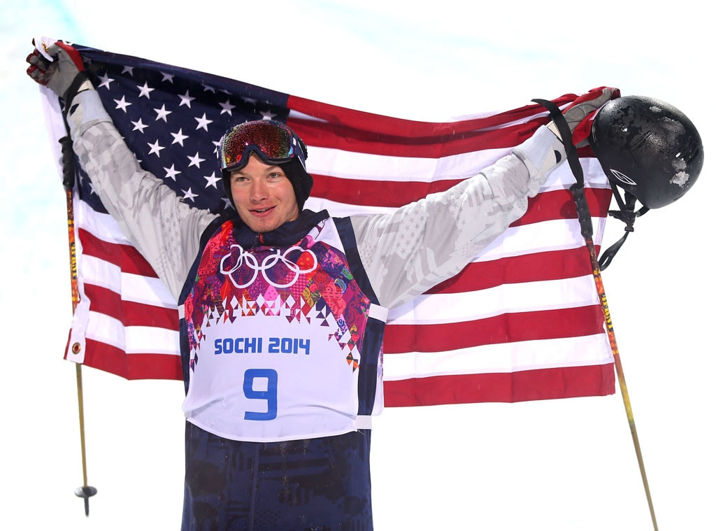 David Wise, Sochi Winter Olympics