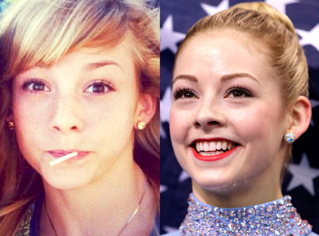 Gracie Gold, Sochi Olympics, No Make-Up