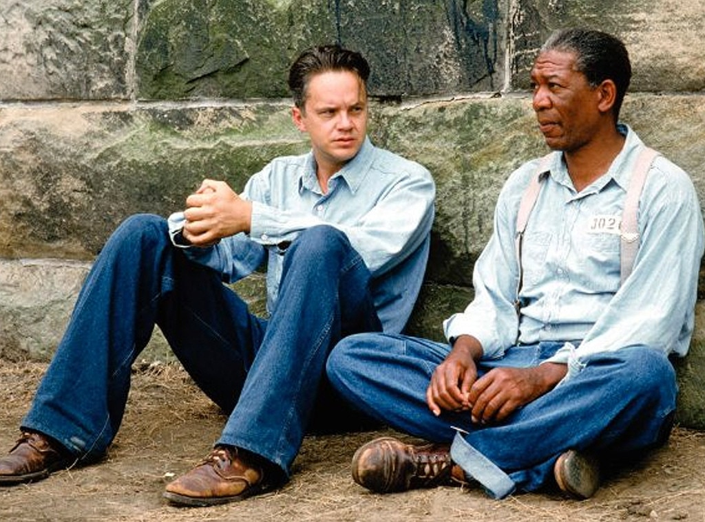Shawshank Redemption, Tim Robbins, Morgan Freeman, Films That Didn't Win Oscars