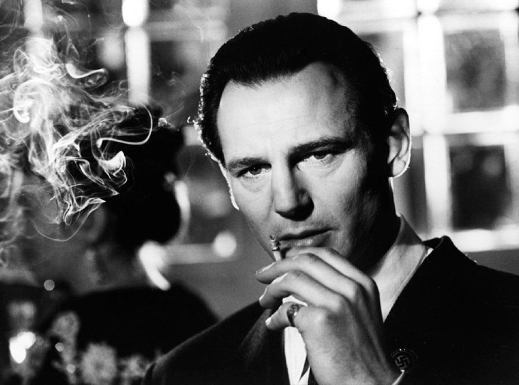Image result for liam neeson schindler list