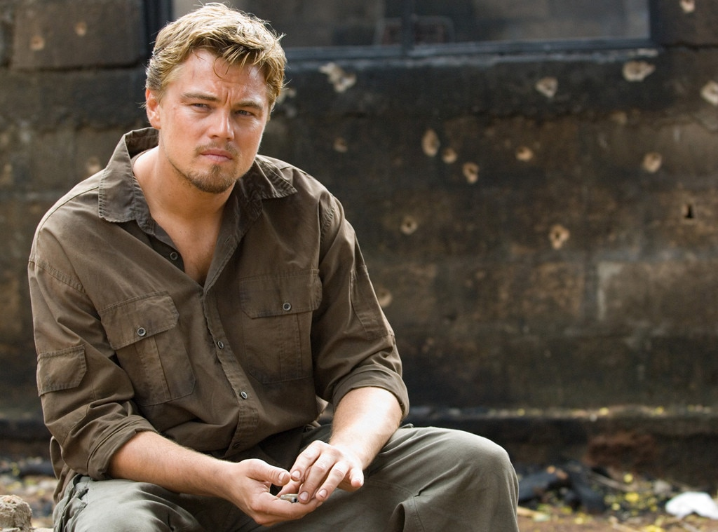 Blood Diamond, Leonardo DiCaprio