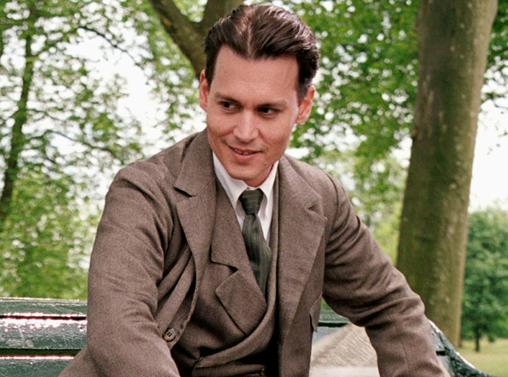 Johnny Depp, Finding Neverland