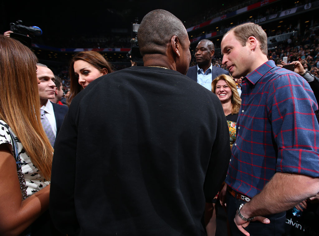 Kate Middleton, Duchess of Cambridge, Prince William, Duke of Cambridge, Beyonce, Jay Z