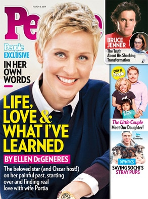 People Magazine Cover, March 3