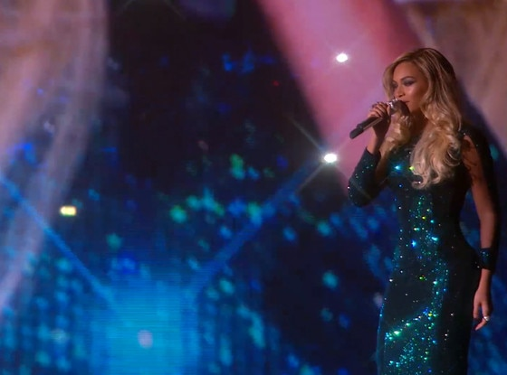 Beyonce, Brit Awards