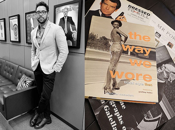 Trendsetters, Esquire Magazine, Wendell Brown