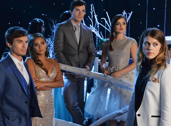 Pretty Little Liars, How the 'A' Stole Christmas