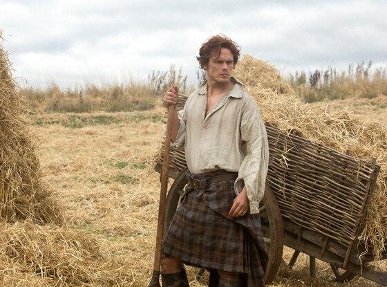 Outlander, Sam Heughan