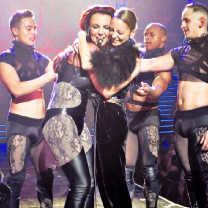 Britney Spears, Nicole Richie, Instagram