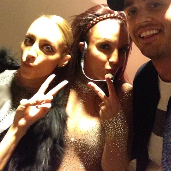 Nicole Richie, Britney Spears, Instagram