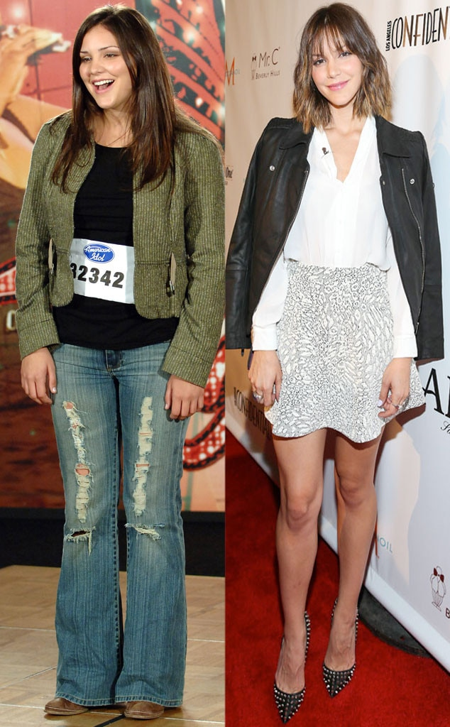 Katharine McPhee, American Idol Transformations