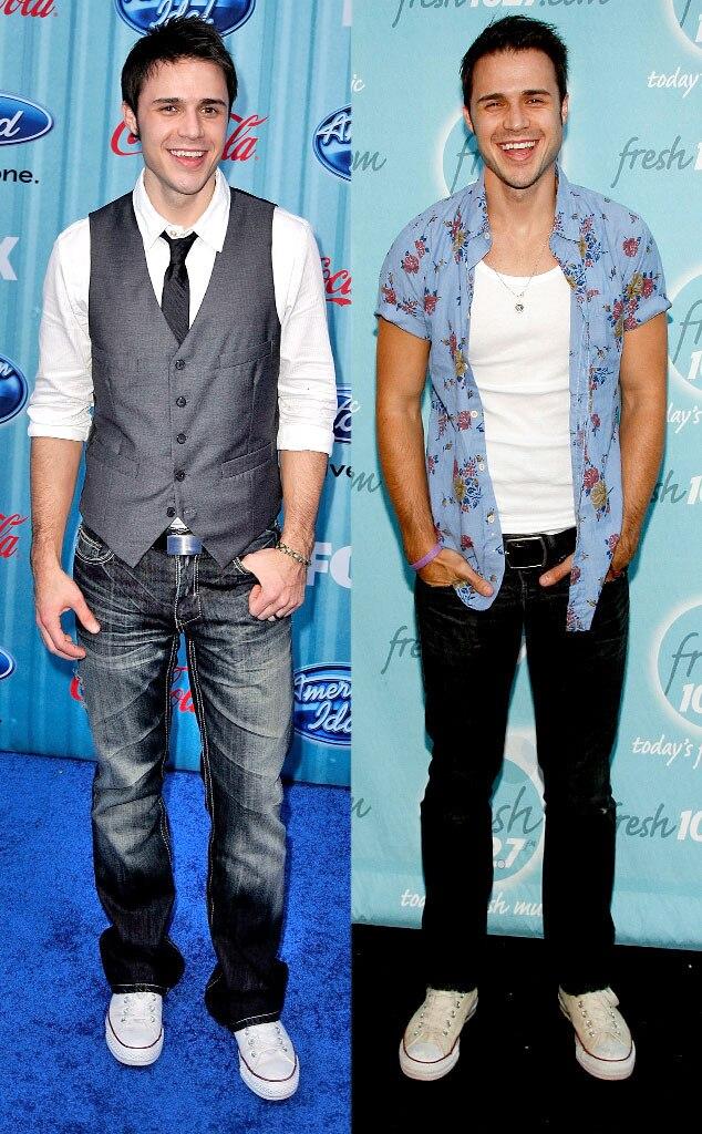 Kris Allen, American Idol Transformation